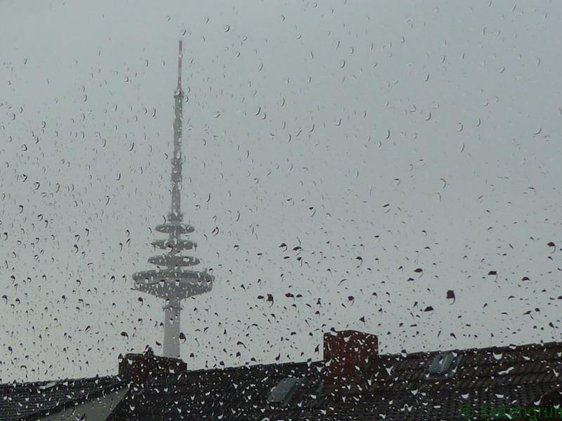 Mal wieder Regen...